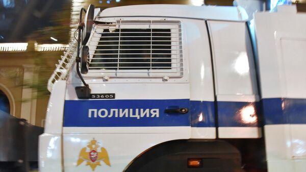 Водометный автомобиль Шторм в Москве