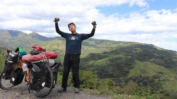 Погибший в Перу японский путешественник Сато Фумихико