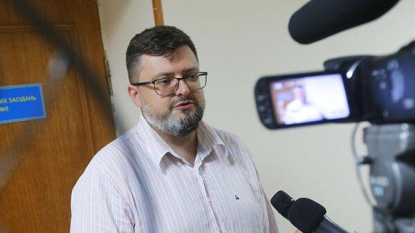 Адвокат руководителя портала РИА Новости Украина Кирилла Вышинского Андрей Доманский
