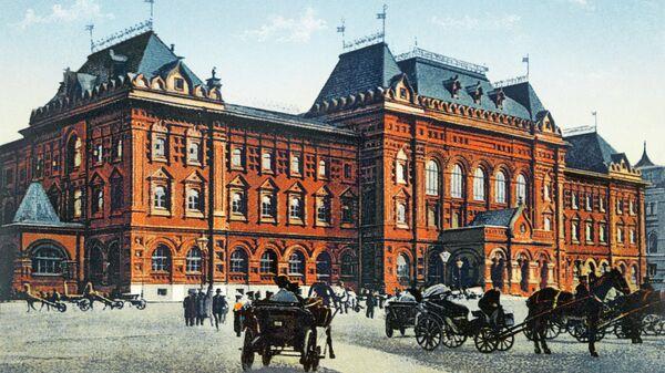 А вы бы смогли голосовать на выборах в Москве в XIX веке?