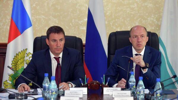 Дмитрий Патрушев оценил сельскохозяйственный потенциал Республики Алтай