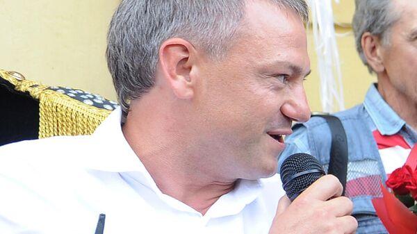 Директор Ростовского цирка Дмитрий Резниченко