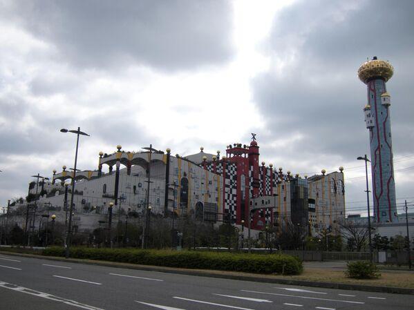 Завод в Осаке