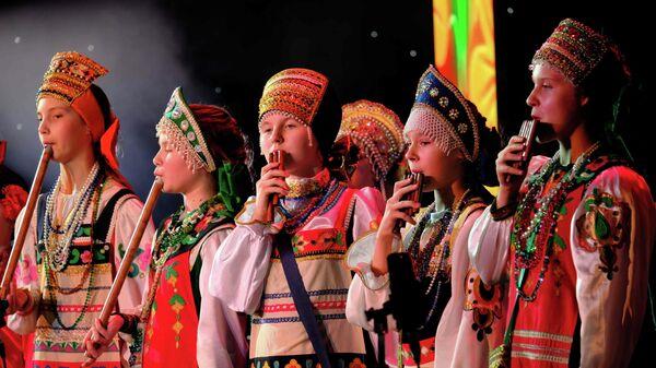 Фестиваль юных талантов Мосгаза