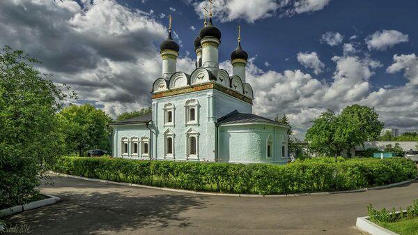 Храм Покрова Пресвятой Богородицы в Братцеве
