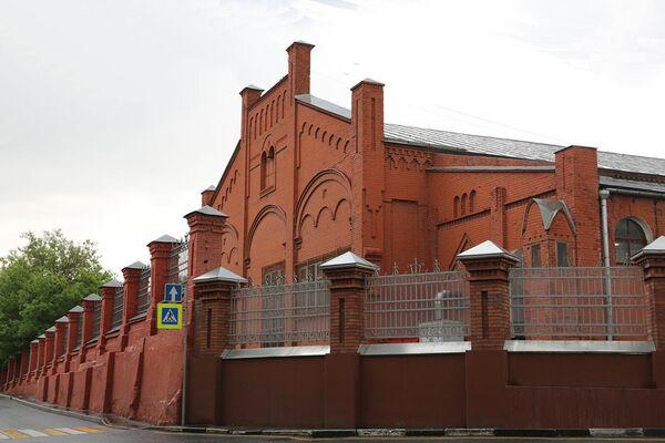 Первая главная канализационная станция Москвы