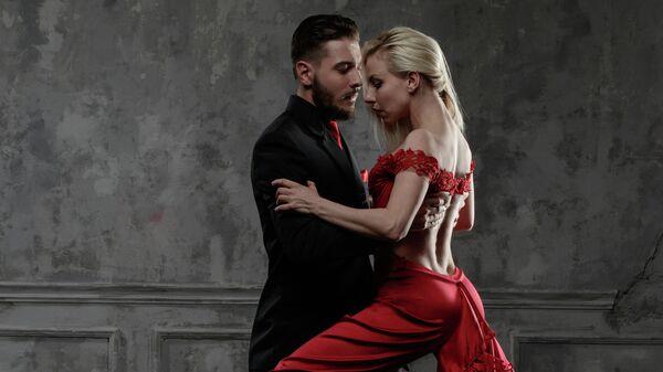 Кирилл Паршаков и Анна Гудыно