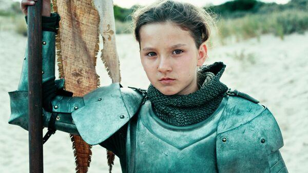 Кадр из фильма Жанна