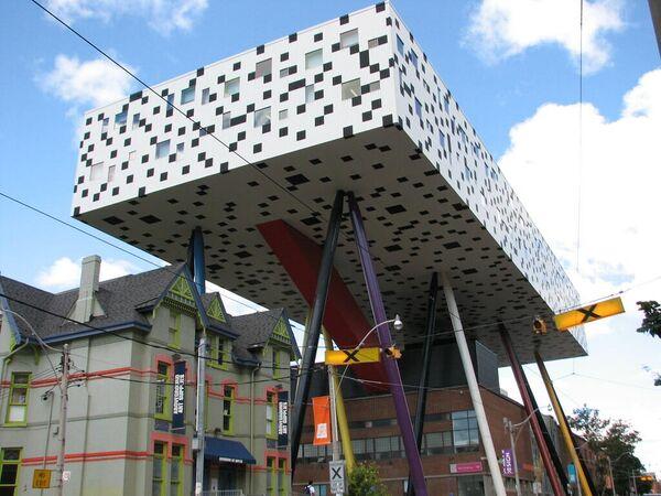 Колледж дизайна и искусств в Онтарио