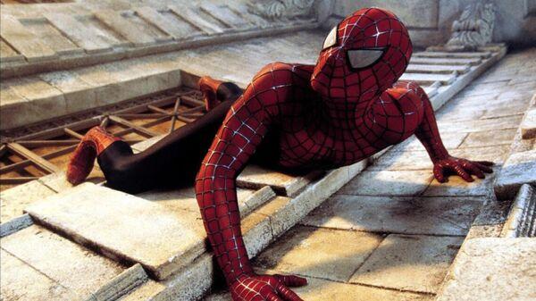 Кадр из фильма Человек-паук