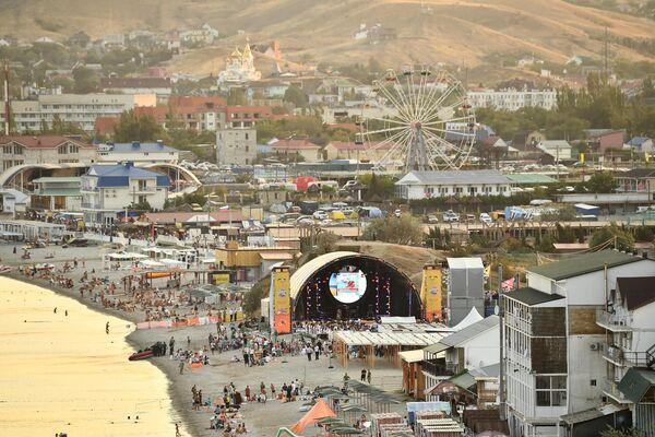 17-й международный музыкальный фестиваль Koktebel Jazz Party в Крыму