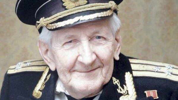 Старейший ветеран-подводник из Тамбова Юлий Ксюнин