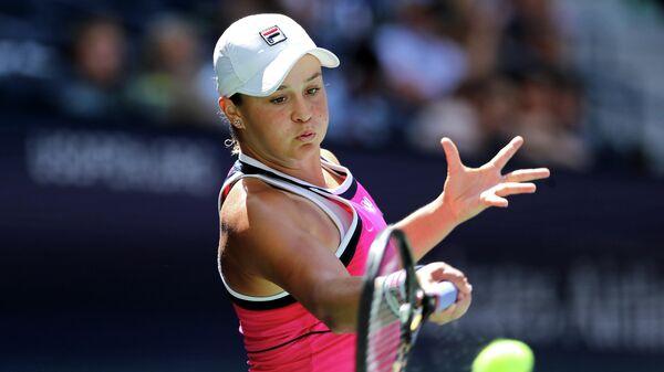 Теннисистка Эшли Барти (Австралия)