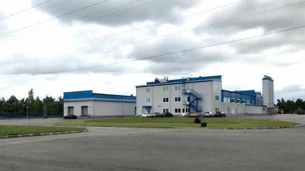 Завод по производству теплоизоляционных сыпучих материалов и фасонных изделий в Ступине