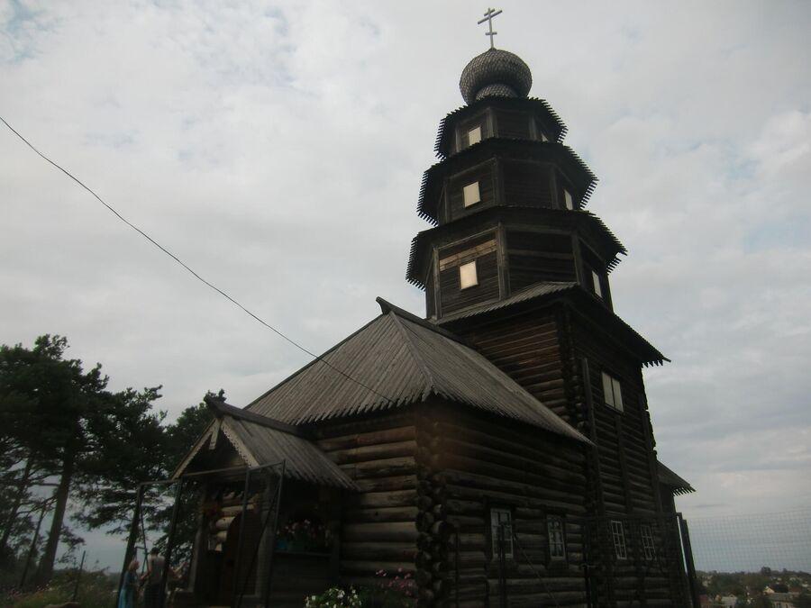 Старо-Вознесенский храм