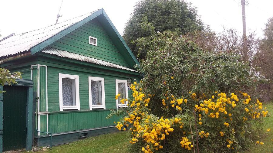 Частный дом в Торжке