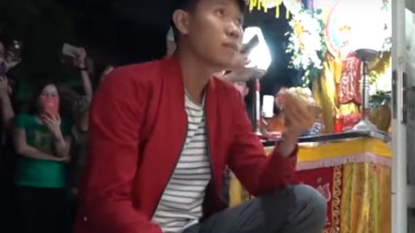 Вьетнамец устроил свадьбу на похоронах невесты