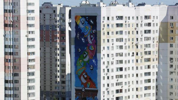 Стрит-арт фестиваль URBAN MORPHOGENESI. El Pez (художник из Барселоны, Испания)