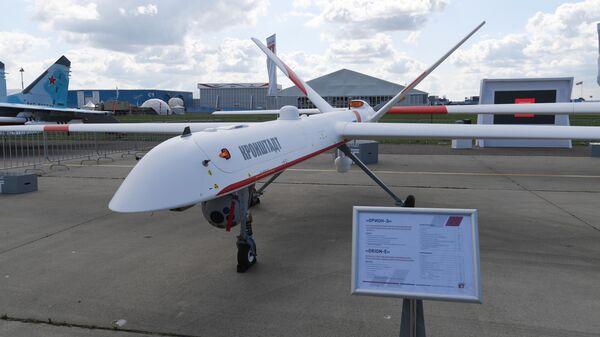 Российский многоцелевой беспилотный летательный аппарат большой продолжительности полета на базе КВР Орион-Э