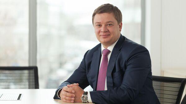 """Генеральный директор компании """"РТ-Инвест"""" Андрей Шипелов"""