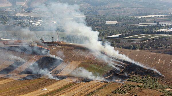 Последствия обстрела Ливана со стороны Израиля