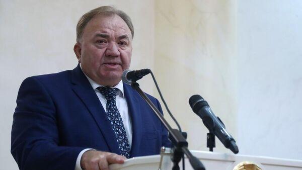 Временно исполняющий обязанности главы республики Махмуд-Али Калиматов