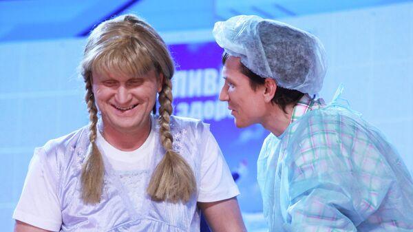 Вячеслав Мясников и Андрей Рожков