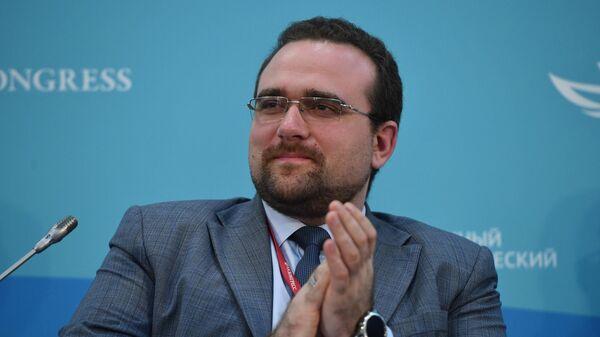 Заместитель министра РФ по развитию Дальнего Востока и Арктики Александр Крутиков