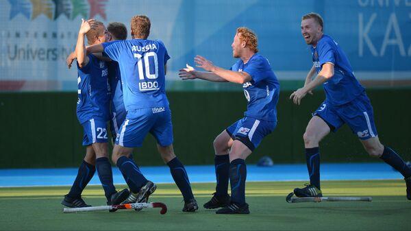 Мужская сборная России по хоккею на траве