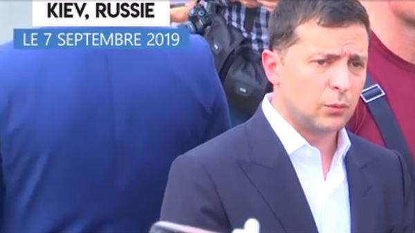 Геолокация на видео Le Figaro