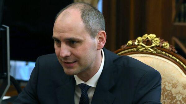 Президент РФ В. Путин провел встречу с Д. Паслером