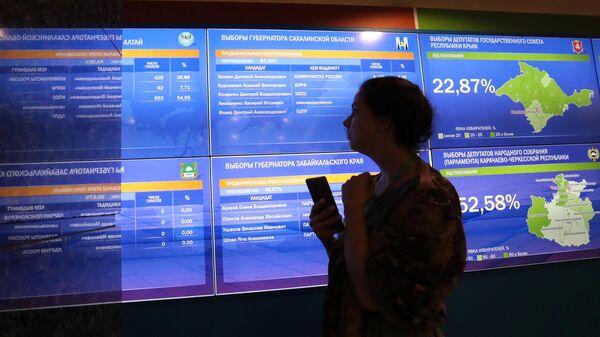 В Кремле прокомментировали вопрос изменения избирательного законодательства