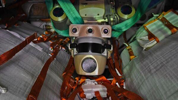Причиной трещины на МКС мог стать робот Федор, заявил эксперт