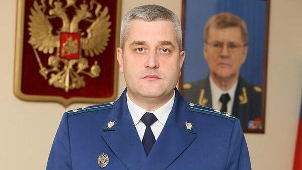 Заместитель прокурора Республики Дагестан Алексей Ежов