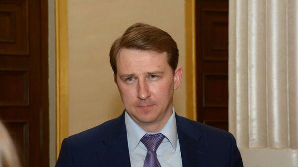 Новоизбранный мэр Сочи  Алексей Копайгородский