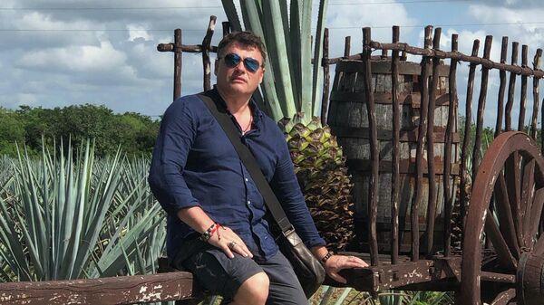Мексика. Фабрика по изготовлению текилы