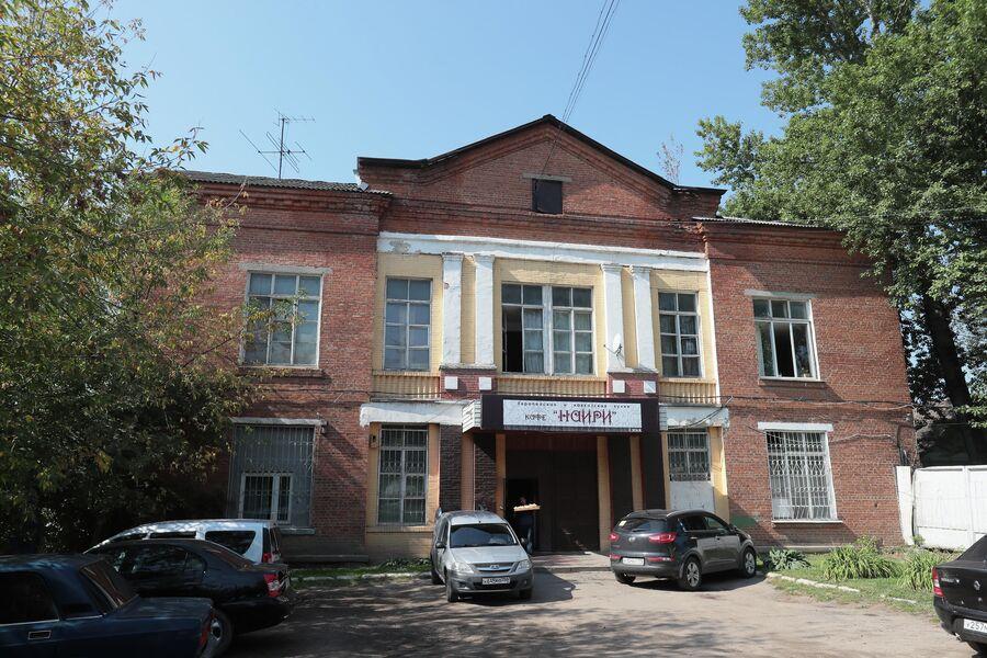 Микрорайон в Подольске, названный Поселком глухих