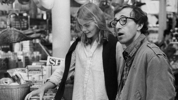 Кадр из фильма Манхэттен Вуди Аллена 1979 года