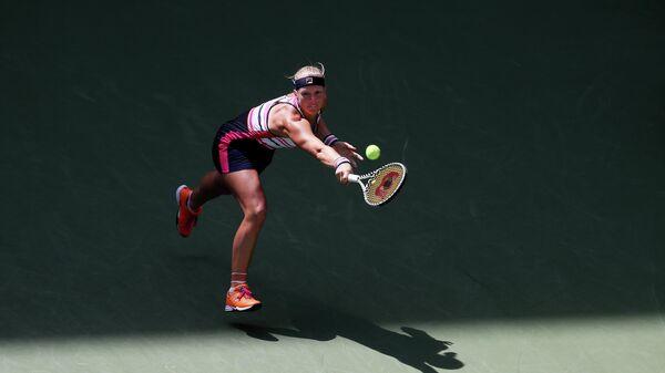 Теннисистка Кики Бертенс (Нидерланды)