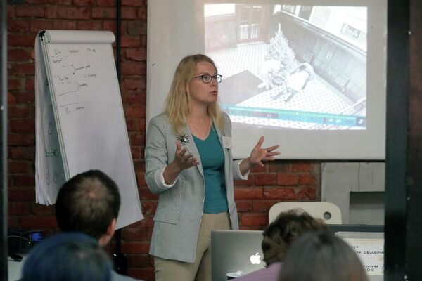 Дарья Радченко – кандидат культурологии, заместитель руководителя центра городской антропологии КБ Стрелка