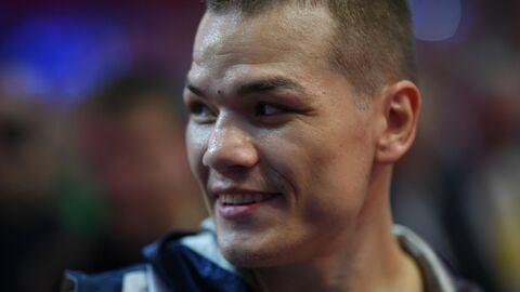 Экс-чемпион мира по версии WBA (Super) во втором среднем весе Федор Чудинов (Россия)