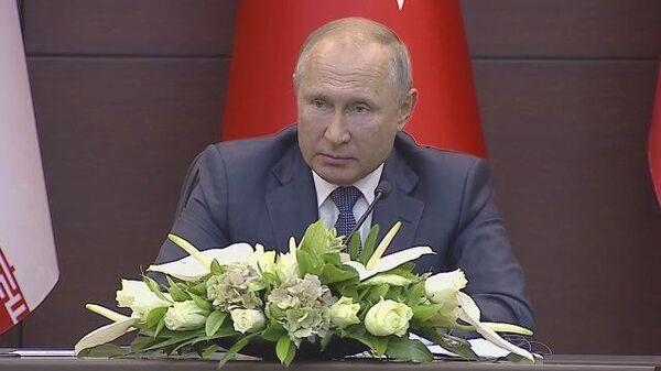 Путин процитировал Коран и предложил Саудовской Аравии закупить С-400