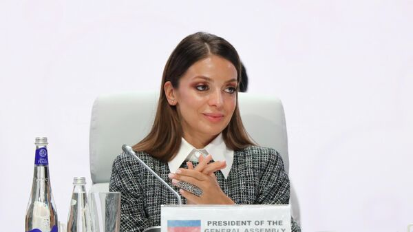 Руководитель Федерального агентства по туризму РФ Зарина Догузова