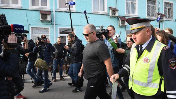 Ситуация у исправительной колонии №4 в Белгородской области