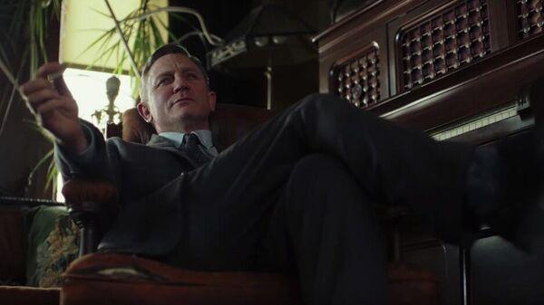 Дэниэл Крейг в трейлере фильма Достать ножи