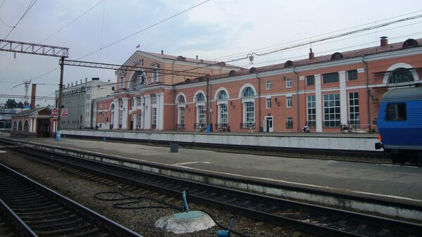 Железнодорожный вокзал Брянск-1