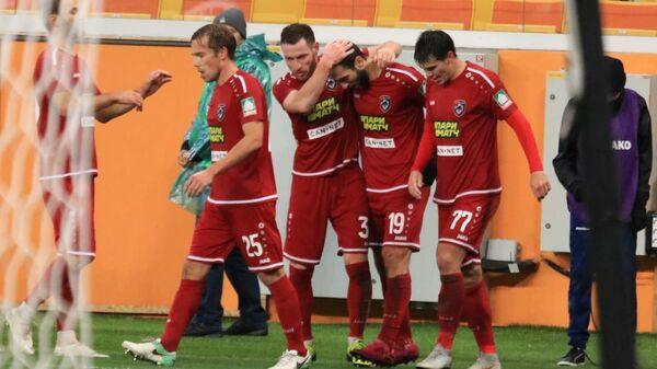 Игроки ФК Тамбов