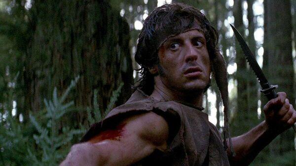 Кадр из фильма Рэмбо: Первая кровь