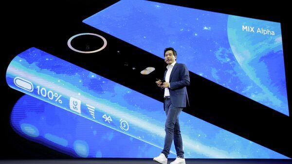 Презентация смартфона Mi Mix Alpha в Пекине