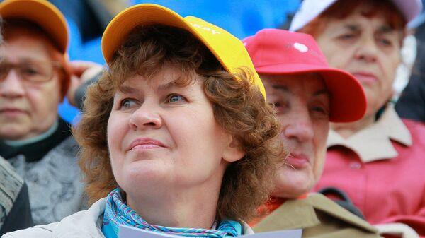 Около 500 серебряных волонтеров посетят форум добровольцев в Москве